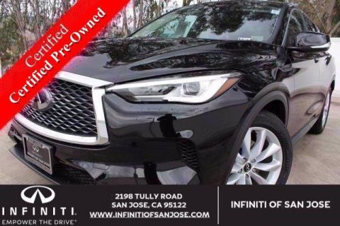 Pre-Owned 2019 INFINITI QX50 PURE AWD