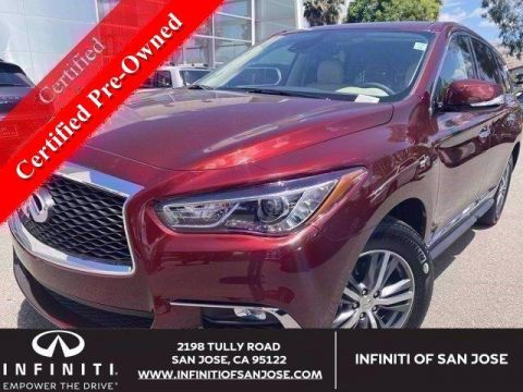 Certified Pre-Owned 2020 INFINITI QX60