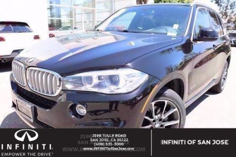 Pre-Owned 2017 BMW X5 sDrive35i Sports Activity Vehicle