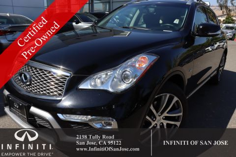 Pre-Owned 2017 INFINITI QX50 AWD